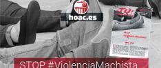 STOP #ViolenciaMachista #25N
