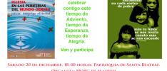 Madrid: Encuentro comunitario de Navidad