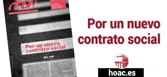 ¡Tú!: Por un nuevo contrato social