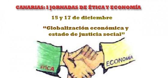 Canarias: I Jornadas Ética y Economía