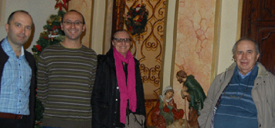 Castellón: la HOAC con el secretario Diocesano de Migración