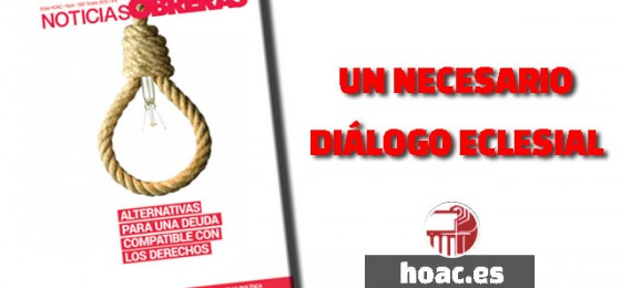 Un necesario diálogo eclesial #EditorialNNOO
