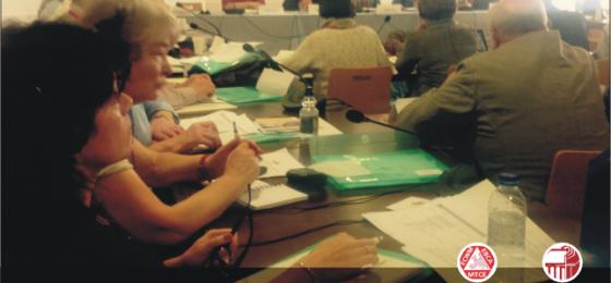 La HOAC acoge un encuentro de movimientos de trabajadores cristianos europeos