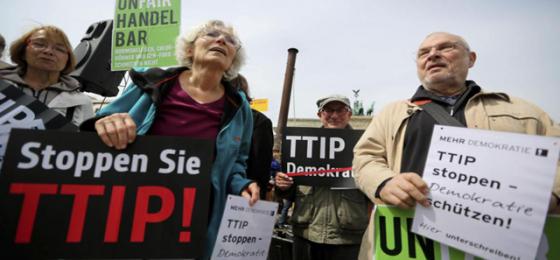 TTIP: Negocios contra derechos y protección