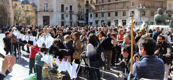 Valencia: Acto de rechazo a las devoluciones en caliente
