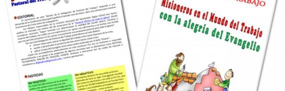 Madrid: Jornada diocesana pastoral del trabajo y boletin