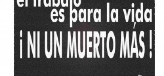 Córdoba: Concentración por la siniestralidad