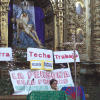 León: Solidaridad con las víctimas de una economía que mata