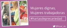 Actividades, manifiestos, recursos litúrgicos y publicaciones para el día de la mujer trabajadora