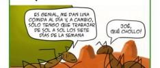 """Segorbe-Castellón: """"Trabajo digno para una sociedad decente"""""""