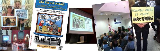 Crónica del Día de la HOAC 2015 en las diócesis