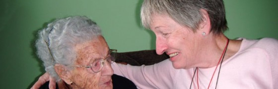 El vínculo eterno  que selló la abuela