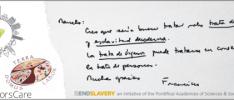 """Charo Castelló interviene en la Cumbre Mundial de Alcaldes con el Vaticano sobre """"Esclavitud moderna y cambio climático"""""""