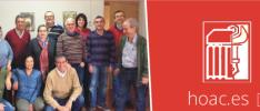 Reunión del grupo de trabajo para seguir avanzando en el Proyecto de Formación de la HOAC