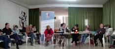Valencia: Acción comunitaria por el #trabajodigno para una sociedad decente