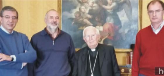 La Comisión Permanente de la HOAC visita la diócesis de Valencia
