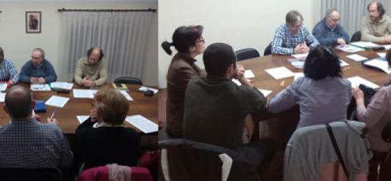 Segorbe-Castellón: Los sindicatos presentan su propuesta de ingresos mínimos a Pastoral Obrera
