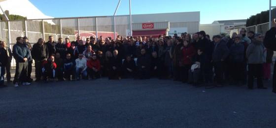 Murcia | La HOAC expresa su solidaridad con los trabajadores de JUVER