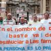 Murcia | La HOAC apoya a los activistas de la PAH y rechaza que se les aplique la «ley Mordaza»