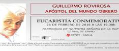 Getafe: Eucaristía por Rovirosa