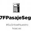 La HOAC se suma a las movilizaciones del #27FPasajeSeguro para recibir a las personas refugiadas con dignidad