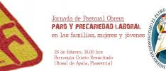 Plasencia: XXIV encuentro de Pastoral Obrera