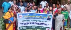 Comienza el proyecto «Empoderamiento de la mujer» en la India apoyado por el Fondo de Solidaridad Internacional de la HOAC