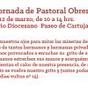 Granada: XXV Jornada de Pastoral Obrera y del Trabajo