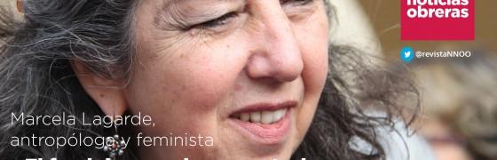 Marcela Lagarde: «El feminismo quiere construir una sociedad en la que hacer vivible la vida»