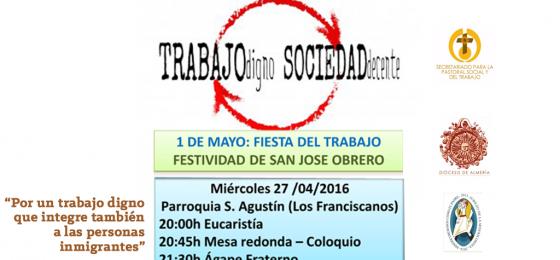 Almería: Celebración del Primero de Mayo