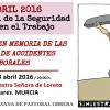 Murcia: Eucaristía en memoria de las víctimas de accidentes laborales