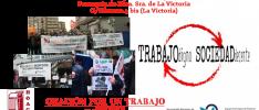 Valladolid: Oración por un trabajo y ¡Digno!