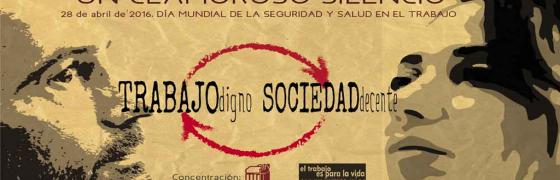 Córdoba: Clamor ante el silencio por la mortalidad laboral