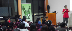El Fondo de Solidaridad Internacional apoya un proyecto de empoderamiento de mujeres en Ayacucho