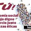 ¡Tú! | Economía social, trabajo digno, comercio justo, finanzas éticas