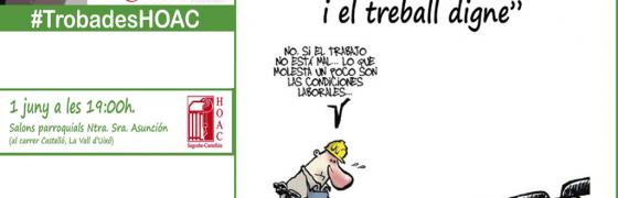 """Segorbe-Castellón: """"La dignidad del trabajo y el trabajo digno"""""""