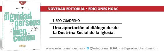 Torrelavega | Presentación del libro «La dignidad de la persona y el bien común» @EdicionesHOAC