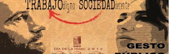 Miranda de Ebro: Celebración del Día de la HOAC en Burgos