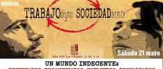 """Murcia: """"Un mundo indecente: personas refugiadas, desahuciadas, excluidas, descartadas"""""""