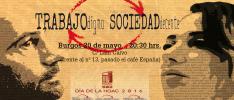 Burgos: Gesto público con motivo del Día de la HOAC