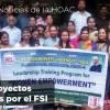 Nuevos proyectos financiados por el Fondo de Solidaridad Internacional