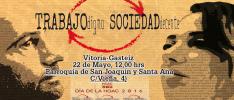 Vitoria: Día de la HOAC por el trabajo digno