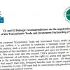 Principios éticos y marco regulador para el TTIP