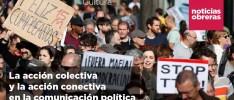 La acción colectiva y la acción conectiva en la comunicación política*