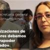 Olga Ruiz, de FACUA:  «Las organizaciones de consumidores debemos ser el contrapoder en el mercado»