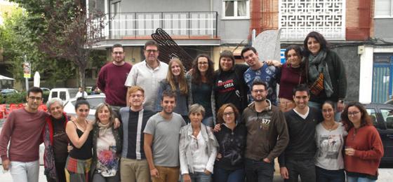"""Comisión General de la Juventud Estudiante Católica: """"Iglesia en las aulas"""""""