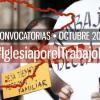Convocatorias de #IglesiaporelTrabajoDecente para la Jornada Mundial por el Trabajo Decente 2016