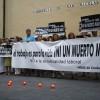Córdoba: Concentración por los últimos accidentes laborales