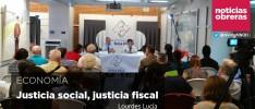Justicia social, justicia fiscal