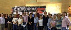Cartagena-Murcia: Más de 100 personas de organizaciones de lglesia participan en una Vigilia de Oración para defender el trabajo decente